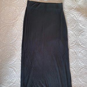 Talula Skirts - Black talula maxi skirt